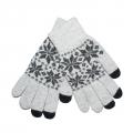 Перчатки Gloves Touchscreen Серые